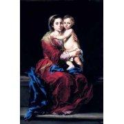 Cuadro -La Virgen del Rosario-