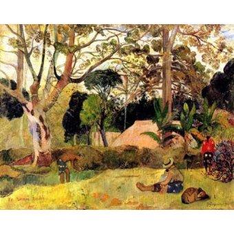 - Cuadro -Te raaú rahi- - Gauguin, Paul