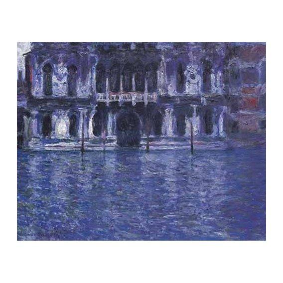 cuadros de paisajes - Cuadro -El Palazzo Contarini-