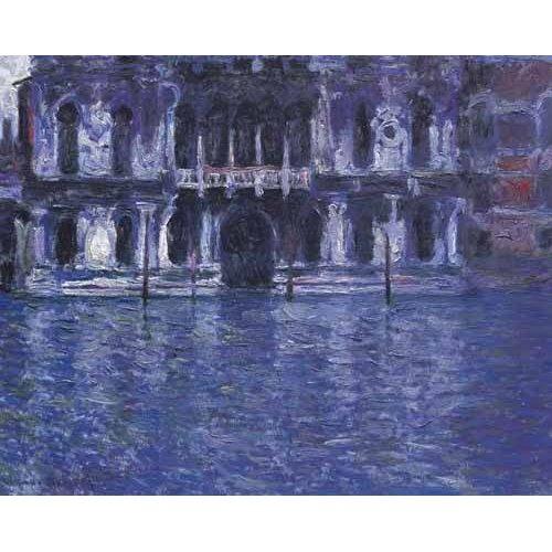 Cuadro -El Palazzo Contarini-