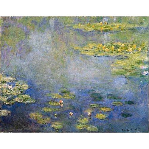 cuadros de paisajes - Cuadro -Nenufares, Giverny-