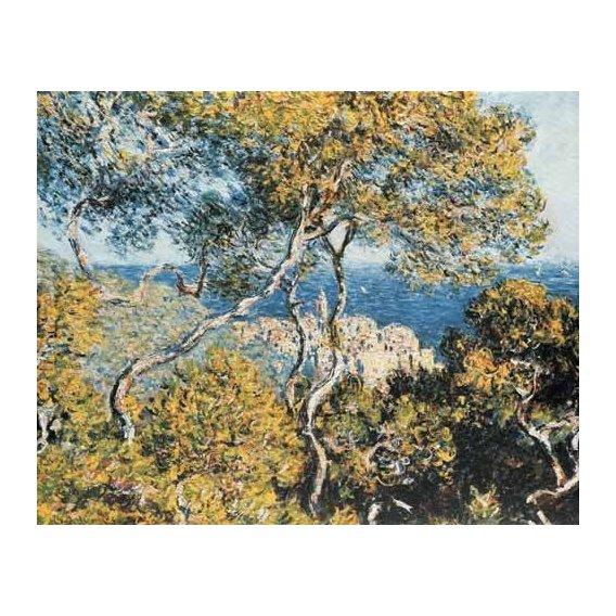 cuadros de paisajes - Cuadro -Bordighera, 1884-