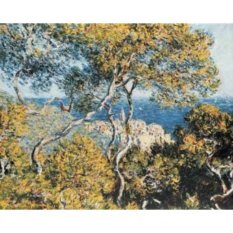 Cuadro -Bordighera, 1884- - Monet, Claude