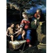 Cuadro -La Sagrada Familia del Roble-