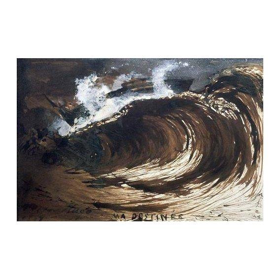 cuadros de marinas - Cuadro -My Destiny-
