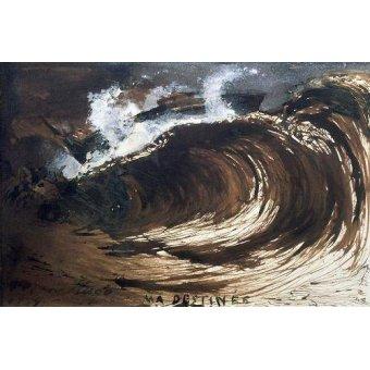 cuadros de marinas - Cuadro -My Destiny- - Hugo, Victor