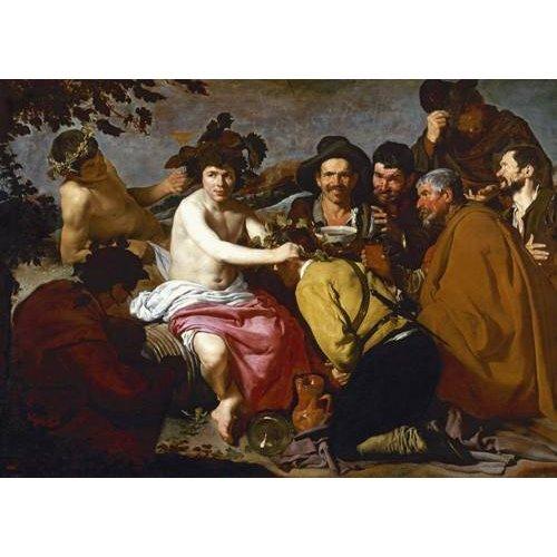 Cuadro -Los borrachos (El triunfo de Baco)-