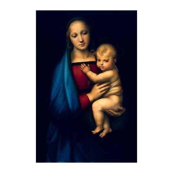 cuadros religiosos - Cuadro -Madonna del Granduca-