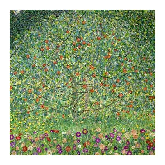 cuadros de paisajes - Cuadro -El manzano, 1912-