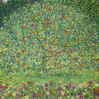 - Cuadro -El manzano, 1912- - Klimt, Gustav