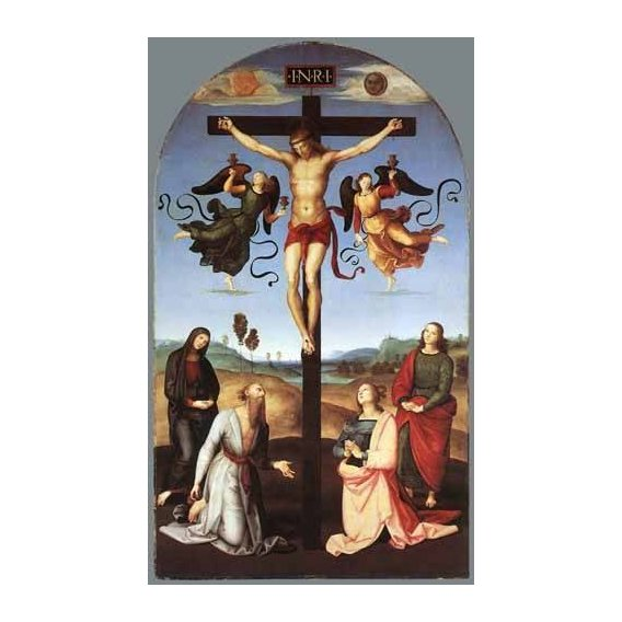 cuadros religiosos - Cuadro -Crucifixion-