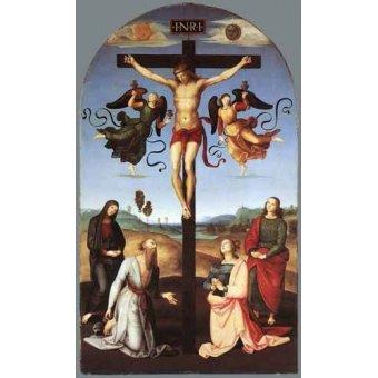 - Cuadro -Crucifixion- - Rafael, Sanzio da Urbino Raffael