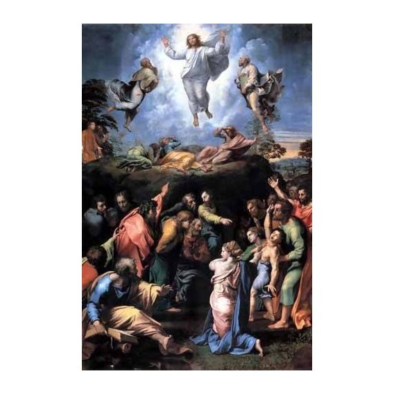cuadros religiosos - Cuadro -The Transfiguration-