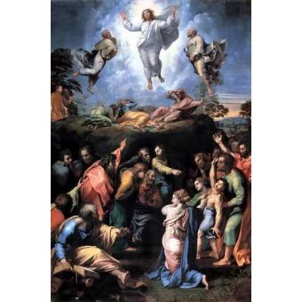 Cuadro -The Transfiguration-