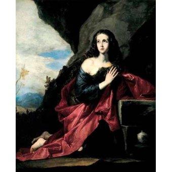 - Cuadro -Maria Magdalena, Penitente- - Ribera, Jose de