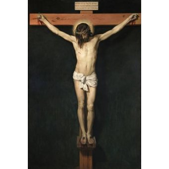- Cuadro -Cristo Crucificado- - Velazquez, Diego de Silva