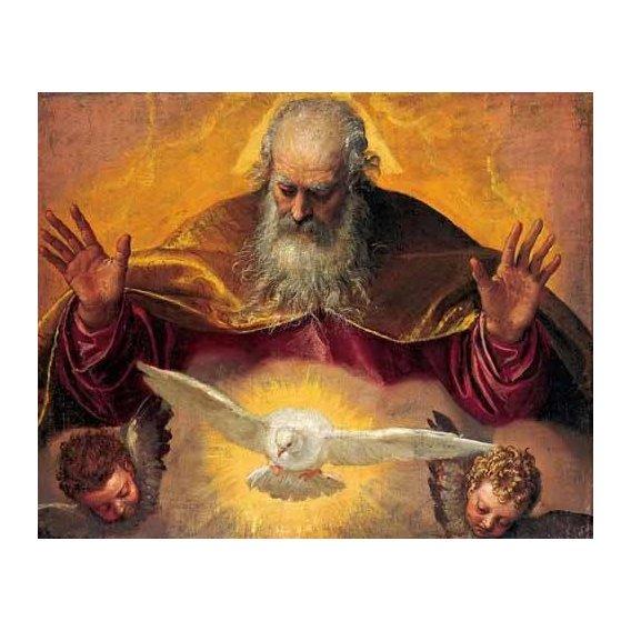 cuadros religiosos - Cuadro -El Padre Eterno-