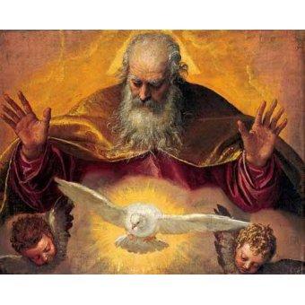 - Cuadro -El Padre Eterno- - Veronese, Paolo