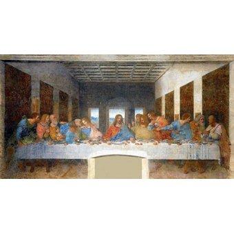 - Cuadro -La Ultima Cena- - Vinci, Leonardo da