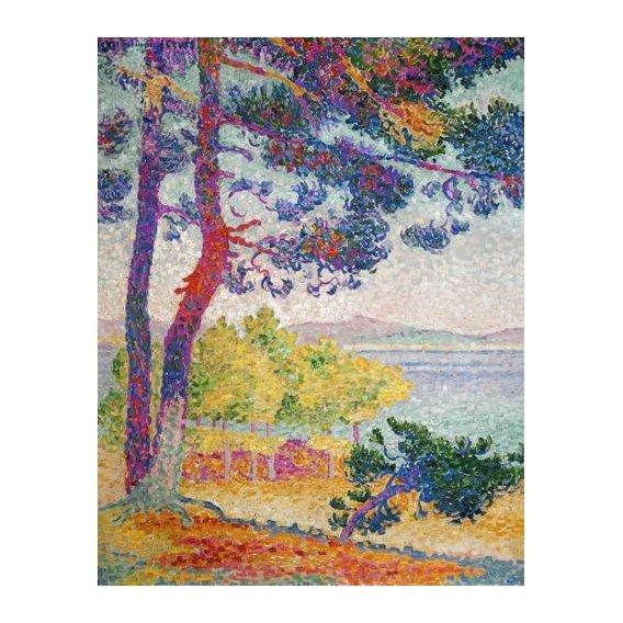 cuadros de paisajes - Cuadro -Afternoon at Pardigon, 1907-