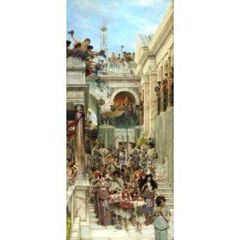 - Cuadro -Primavera- - Alma-Tadema, Lawrence