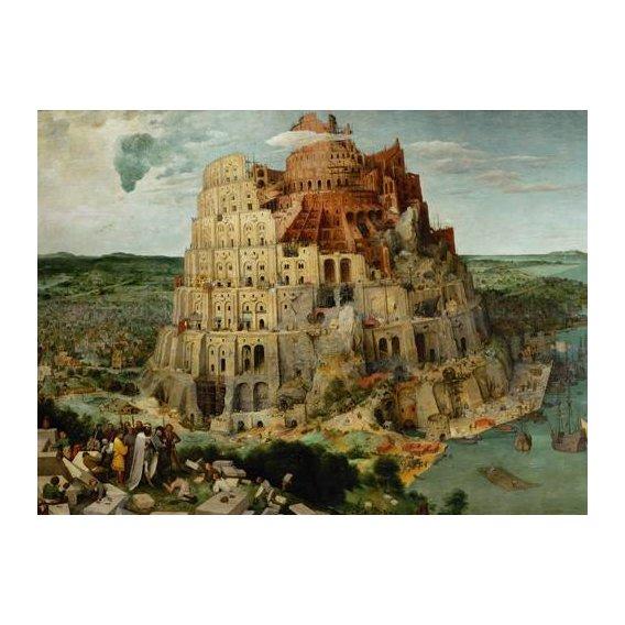cuadros religiosos - Cuadro -La Tour de Babel-