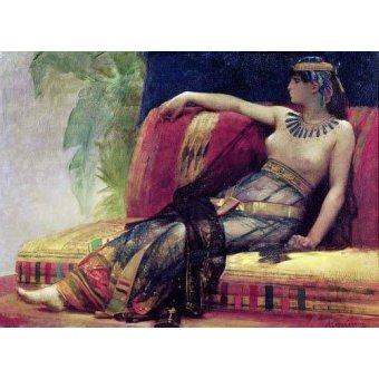 - Cuadro -Cleopatra (69-30 BC)- - Cabanel, Alexander