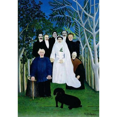Cuadro -The Wedding Party, 1904-05-