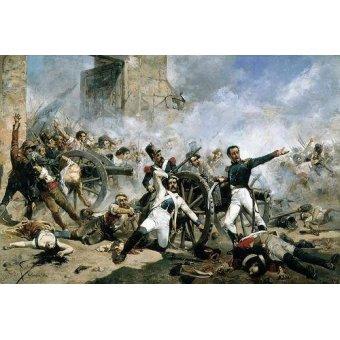 - Cuadro -El Dos de Mayo en Madrid, 1884.- - Sorolla, Joaquin