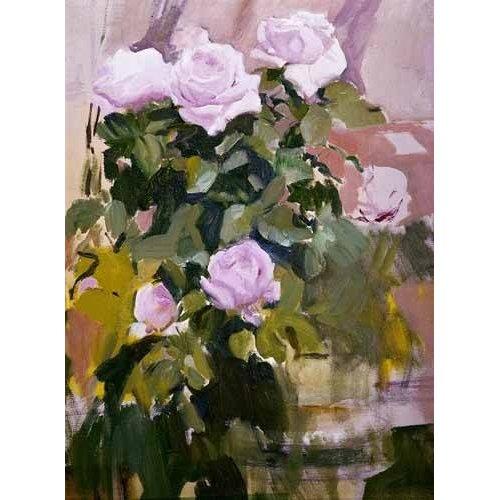 cuadros de flores - Cuadro -Rosas-