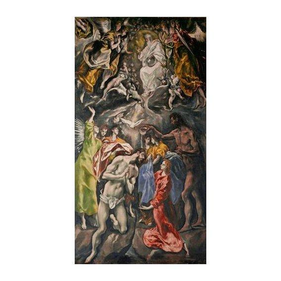 cuadros religiosos - Cuadro -Espárragos-
