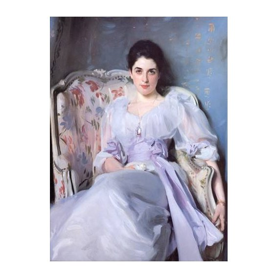 cuadros de retrato - Cuadro -Lady Agnew-