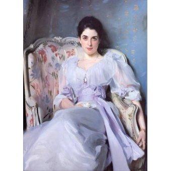 - Cuadro -Lady Agnew- - Sargent, John Singer