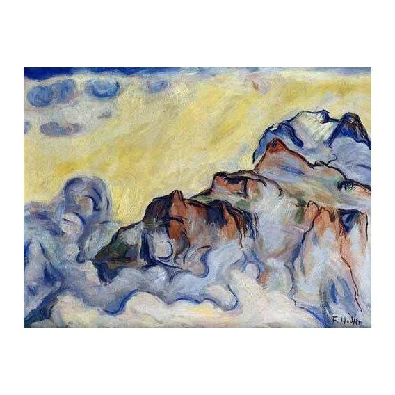 cuadros abstractos - Cuadro -Landscape-