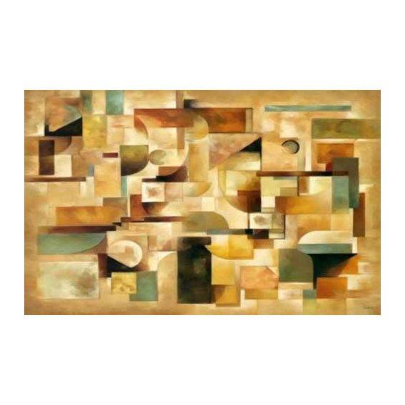 cuadros abstractos - Cuadro -Moderno CM1279-