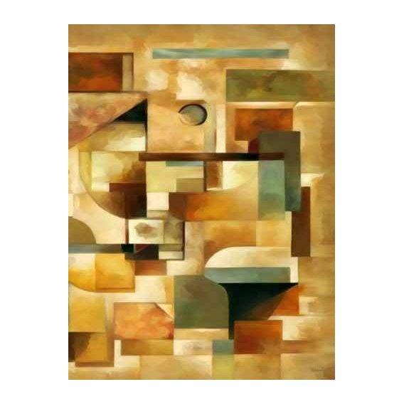 cuadros abstractos - Cuadro -Moderno CM1279b-