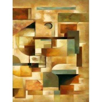 cuadros abstractos - Cuadro -Moderno CM1279b- - Medeiros, Celito