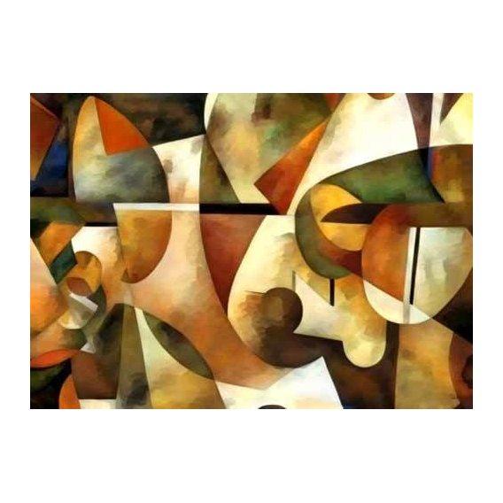cuadros abstractos - Cuadro -Moderno CM1284-