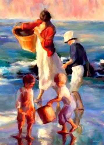 cuadros-modernos - Cuadro -Moderno CM1397- - Medeiros, Celito