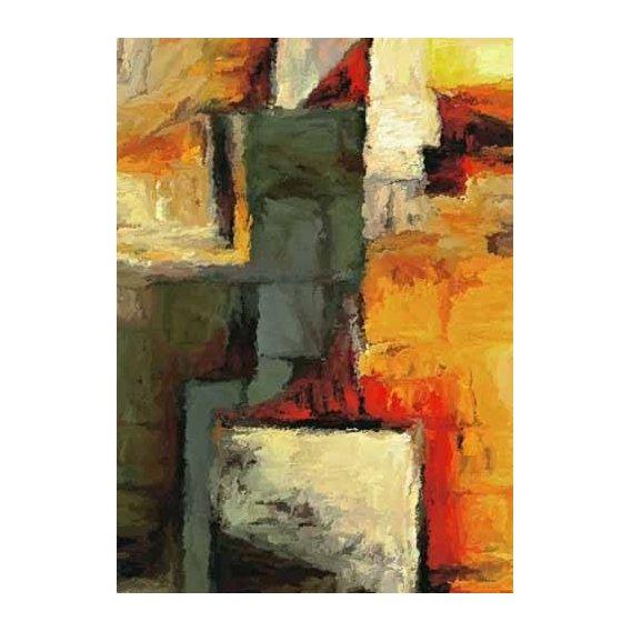 cuadros abstractos - Cuadro -Moderno CM1719-