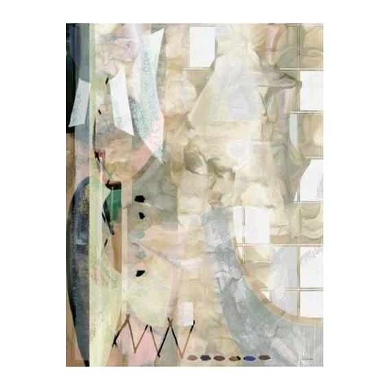 cuadros abstractos - Cuadro -Moderno CM1796-