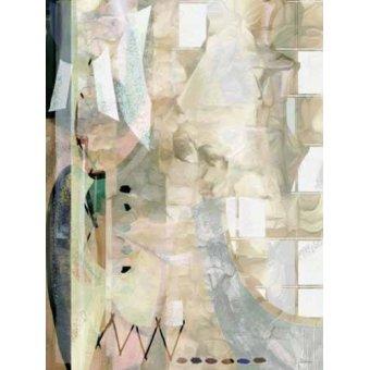 cuadros abstractos - Cuadro -Moderno CM1796- - Medeiros, Celito