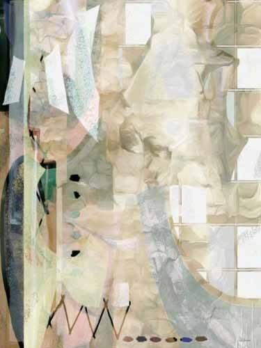cuadros-abstractos - Cuadro -Moderno CM1796- - Medeiros, Celito