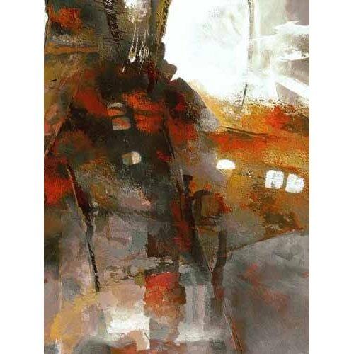 cuadros abstractos - Cuadro -Moderno CM2053-