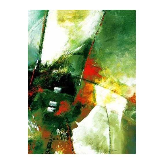 cuadros abstractos - Cuadro -Moderno CM2055-