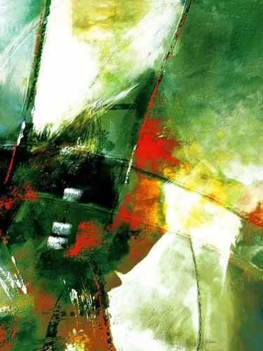 cuadros-abstractos - Cuadro -Moderno CM2055- - Medeiros, Celito