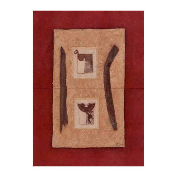 cuadros etnicos y oriente - Cuadro -Moderno CM2272-