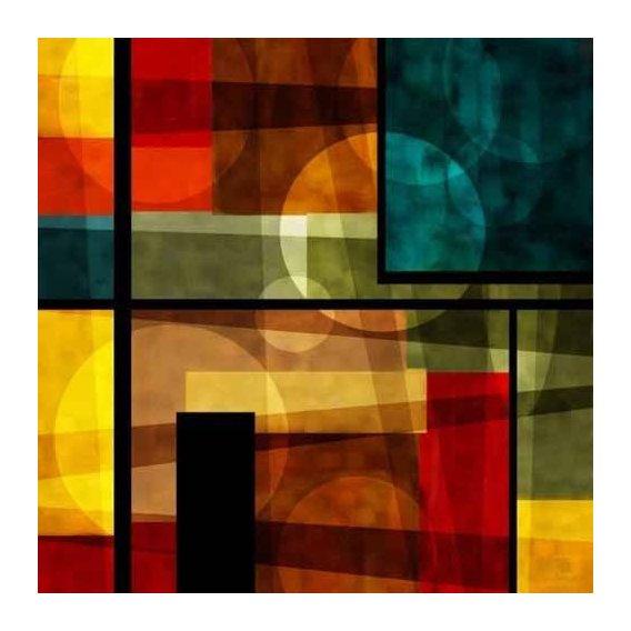 cuadros abstractos - Cuadro -Moderno CM2540-
