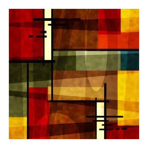 cuadros abstractos - Cuadro -Moderno CM2541-