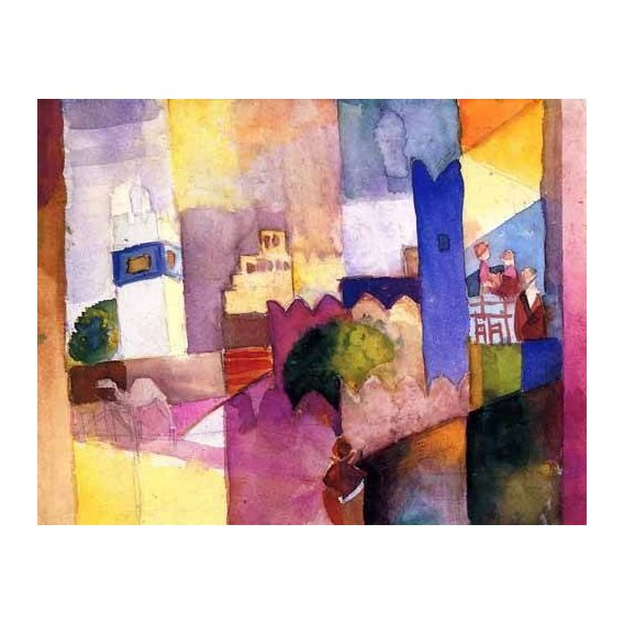 cuadros abstractos - Cuadro -Paint-023-
